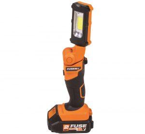 Akumulátorové pracovné svietidlo VILLAGER FUSE VLN 9120 (bezbatérie anabíjačky)