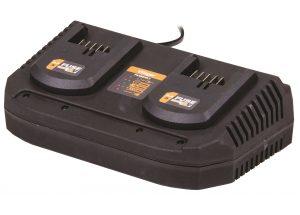 Rýchlonabíjačka pre2 batérie VILLAGER FUSE 2x 3.5 A