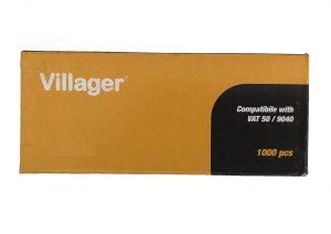 Spony dosponkovačky aklincovačky VILLAGER T90-40 (40 mm)