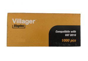 Spony dosponkovačky VILLAGER T80-8 (8 mm)